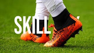 Crazy Football Skills 2018/19 - Skill Mix #5 | HD