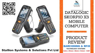 Datalogic Skorpio X3 New