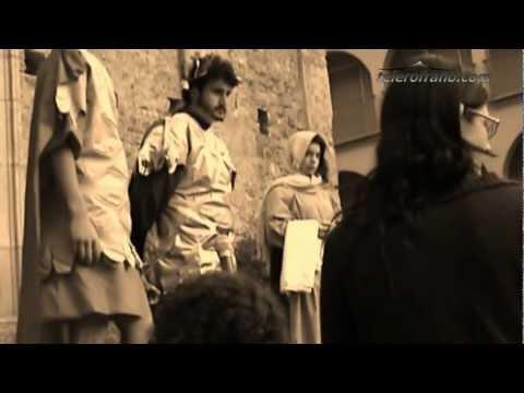 Passione di Cristo Vivente a Laurito (trailer)