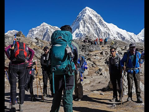 Everest Base Camp Trek.