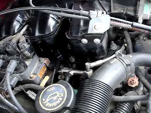 ford explorer  ohv engine vacuum leak