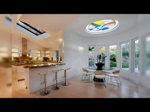 Glass Skylight Roof And Canopy