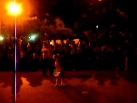 banda show almirante luis brion carnavales de juan griego