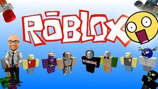| LET'S GO TO WORK | LIVE | REAL LIFE ROBLOX ADVENTURE | #22 ROBLOX RATED PG KIDS WITH JAKAREE