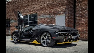🔴 LIVE   Unboxing the worlds FIRST Lamborghini CENTENARIO ROADSTER in the USA
