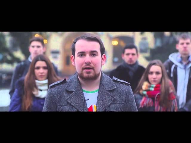 Ответ студентов России на видеообращение студентов Украины