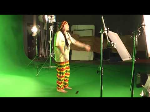 Съемки клипа Maestro A-Sid