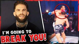 Reactions to the FAST KO in Michael Chandler vs Benson Henderson, Cody Garbrandt on Figueiredo fight