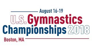 2018 U.S. Gymnastics Championships - Junior Women - Day 1