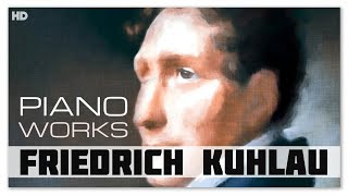 Romantic Piano Classical Music | Friedrich Kuhlau | Instrumental Soothing Relaxing Music