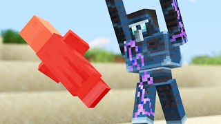 Minecraft mobs if they observed Opposite Day
