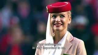 Benfica Uçuş Güvenliği Videosu | Emirates