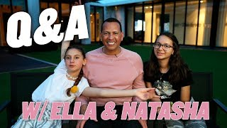 WHEN WILL YOU ALLOW YOUR KIDS TO DATE? | Q&A WITH MY DAUGHTERS