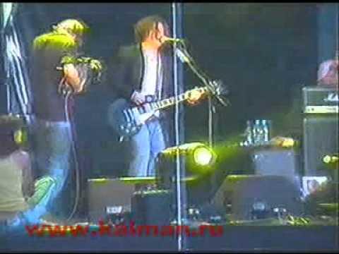 Агата Кристи - Насилие (Нашествие 2005)