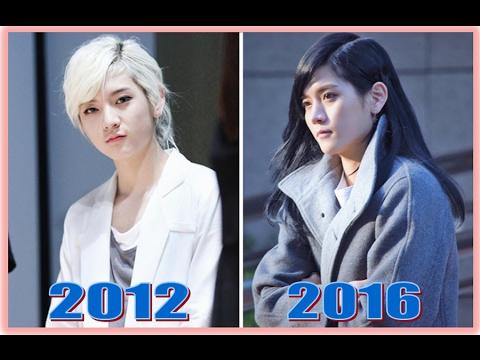 NU'EST Ren 최민기 Evolution (2012-2016)