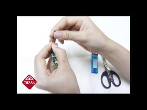 Cómo ajustar el cierre de las pulseras TIERRA