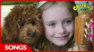 CBeebies Songs | Waffle The Wonder Dog | Love Always Wins
