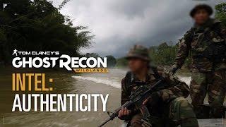 Tom Clancy's Ghost Recon Wildlands - Intel: Authenticity