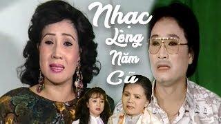 Cải Lương Xưa | Nhạc Lòng Năm Cũ - Minh Vương Lệ Thủy | cải lương xã hội tâm lý hài trước 1975