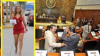 MUJER GANA $29 MIL MENSUALES POR SACAR COPIAS EN EL CONGRESO DE JALISCO
