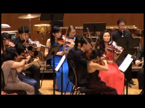 Caplet Légende - City Chamber Orchestra of Hong Kong & Claude Delangle