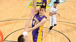 Ivica Zubac scores career-high 25 points for Lakers vs. Nuggets