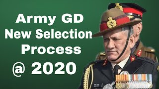 Army GD New selection process explanation in telugu||How to get Army General Duty job in telugu