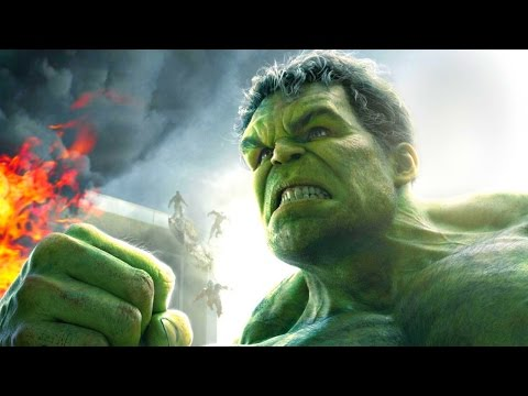 Top 10 Hulk Facts