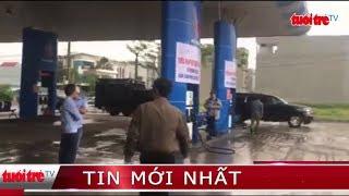 ⚡ Tin nóng | Xe Cadillac One của Tổng thống Mỹ Donald Trump đổ xăng ở Đà Nẵng, Việt Nam