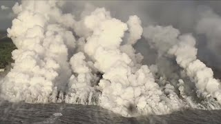 Hawaii's Kilauea volcano could erupt for 2 years, USGS says