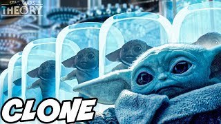 How Palpatine Cloned Baby Yoda - Star Wars Theory