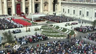 Palm Sunday and Angelus