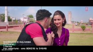 Sun mere Humsafar by Badrinath Ki Dulhania 720p HD Video Song