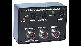 Icom IC7300 panadapter MFJ-1708SDR, SDRPlay, HDSDR and