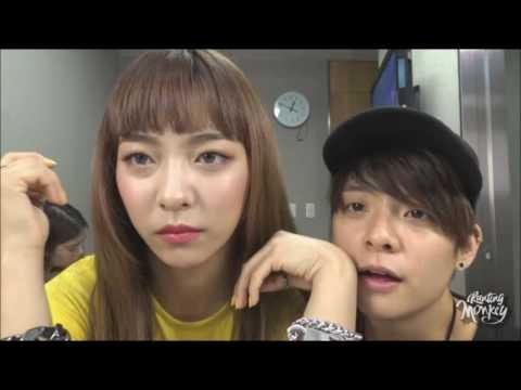 (Ranting Monkey Ep. 2) Luna speaking English