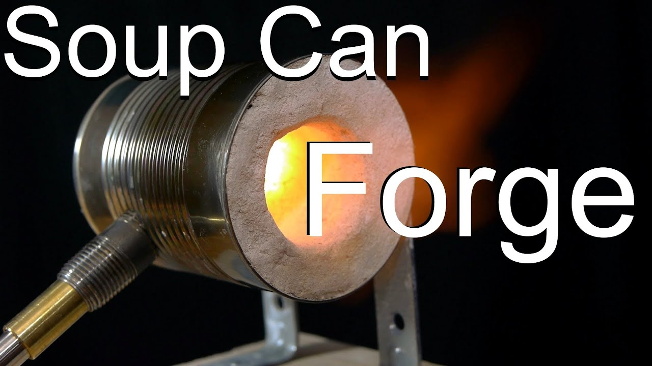 How To Make A Soup Can Forge Youtube
