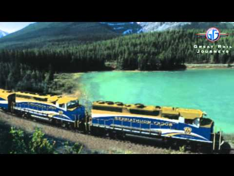 Rockies and Alaska Cruise Rail Tour