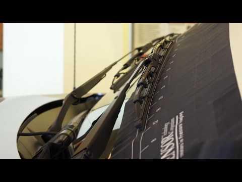 XSENSOR Wiper Blade Profiles - PX100:1.64.02
