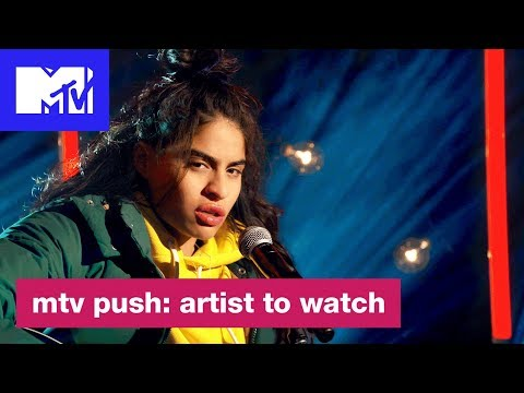 Jessie Reyez Performs 'Gatekeeper' | MTV Push: Artist to Watch
