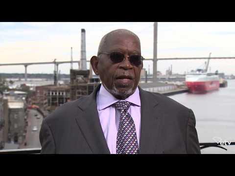 screenshot of youtube video titled J. Herman Blake, Ph.D - Full Interview | Sea Change