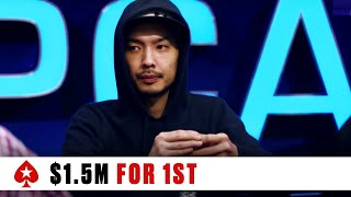 PokerStars Caribbean Adventure 2019 – Main Event – Final Table