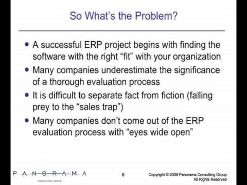 Wyzwania w poszukiwaniu ERP