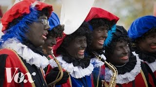Why blackface is still part of Dutch holidays