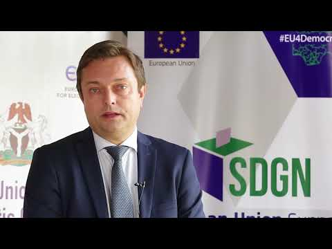EU Ambassador to Nigeria & ECOWAS Ketil Karlsen's interview