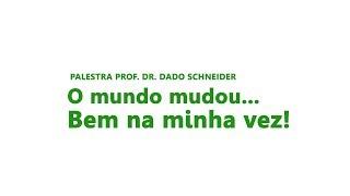 Mix Palestras | Palestra de Dado Schneider