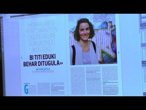 """Urriaren 19an eta """"Aralar, mundua leku den lurra"""" filmean oinarritu da aste honetako astekaria"""