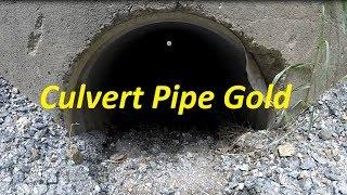 Culvert Pipe Gold in Colorado