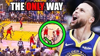 This is HOW To DEFEND Stephen Curry in the NBA Playoffs (Ft. Warriors, Green, Threes, & Torture)