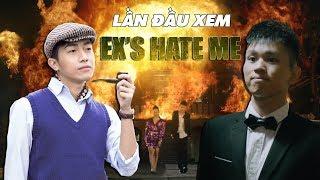 LẦN ĐẦU XEM Ex's Hate Me của BRAY x MASEW | CrisDevilGamer Reaction