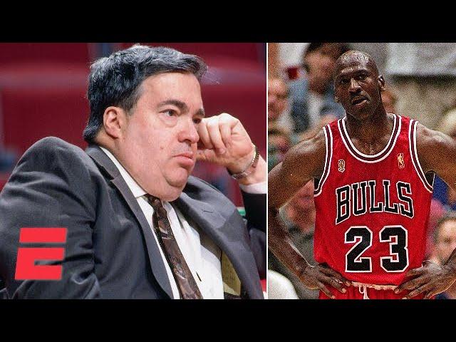 NBA/前公牛GM重建後喬丹時期 竟想找這3位名人堂傳奇